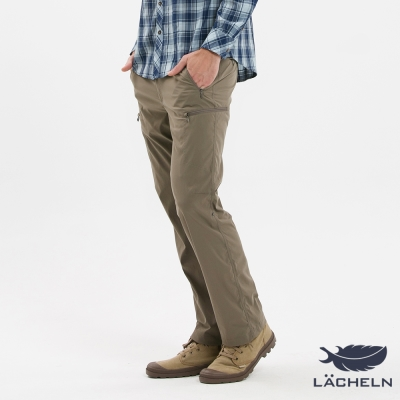 【LACHELN】兩穿式快乾防曬功能長褲-卡其綠(L72M709)