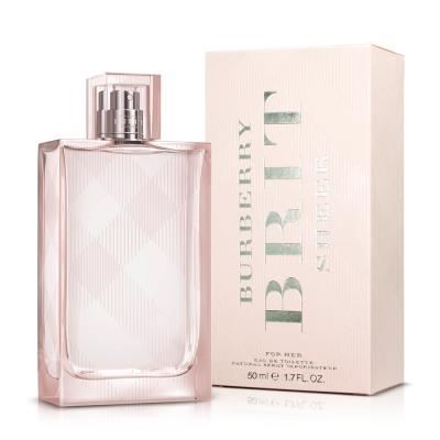 Burberry 粉紅風格女性淡香水50ml