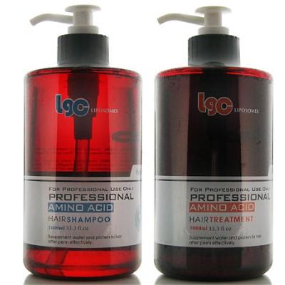 Keyra奇拉 胺基酸洗髮精1000ML+胺基酸護髮素1000ML