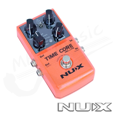 NUX TIME CORE DELUXE 延時效果器