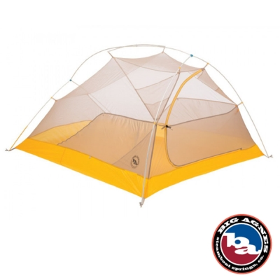 【美國 Big Agnes】新款 FLY CREEK HV UL3 輕量三人登山帳棚