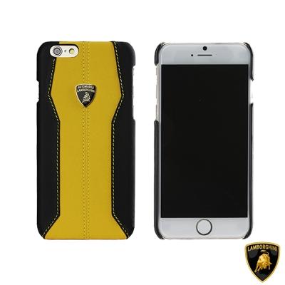 藍寶堅尼Lamborghini iPhone 6/6S Plus 真皮保護殼