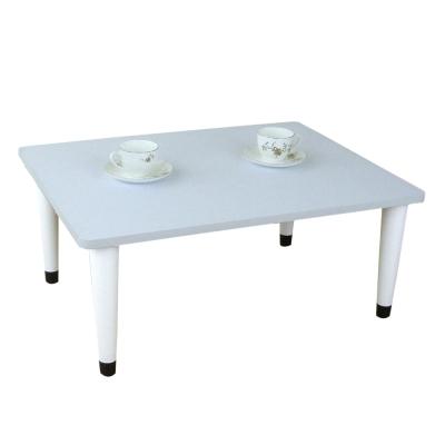 [80(寬)x60(深)]和室桌[素雅純白]三款腳座可選