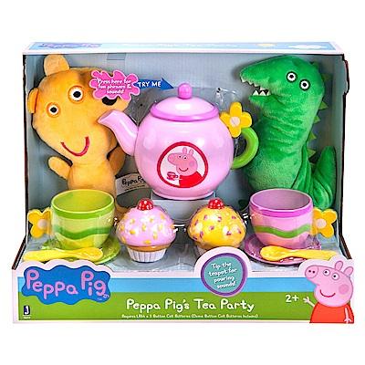 Peppa Pig 粉紅豬小妹 - 溫馨茶具組