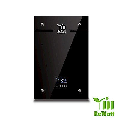 ReWatt綠瓦 數位恆溫電熱水器QR-200即熱式電熱水器220V