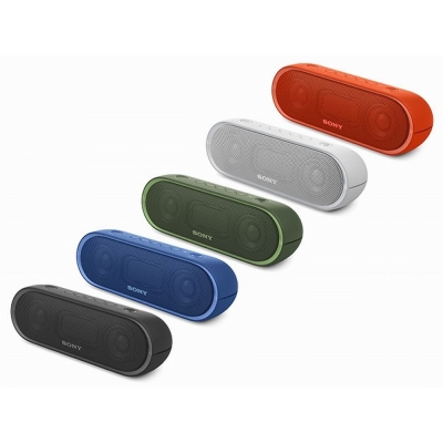 SONY可攜式無線防水藍牙喇叭SRS-XB 20