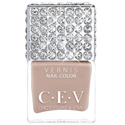 CEV超釉光極緻指彩- FE06 裸睡 指甲油 15mL