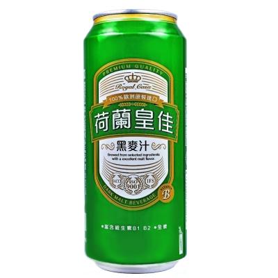 荷蘭皇佳-B群黑麥汁-500mlx4入