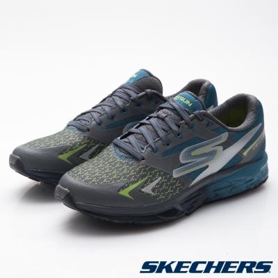 SKECHERS (男) 跑步系列 GO Run Forza-54105CCBL