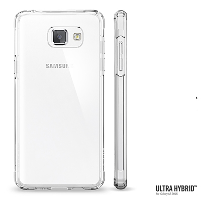 Spigen Galaxy A5 Ultra Hybrid-超薄型雙料防震殼