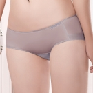 推Audrey-絲滑素体美人 中低腰平口褲(絕美灰)