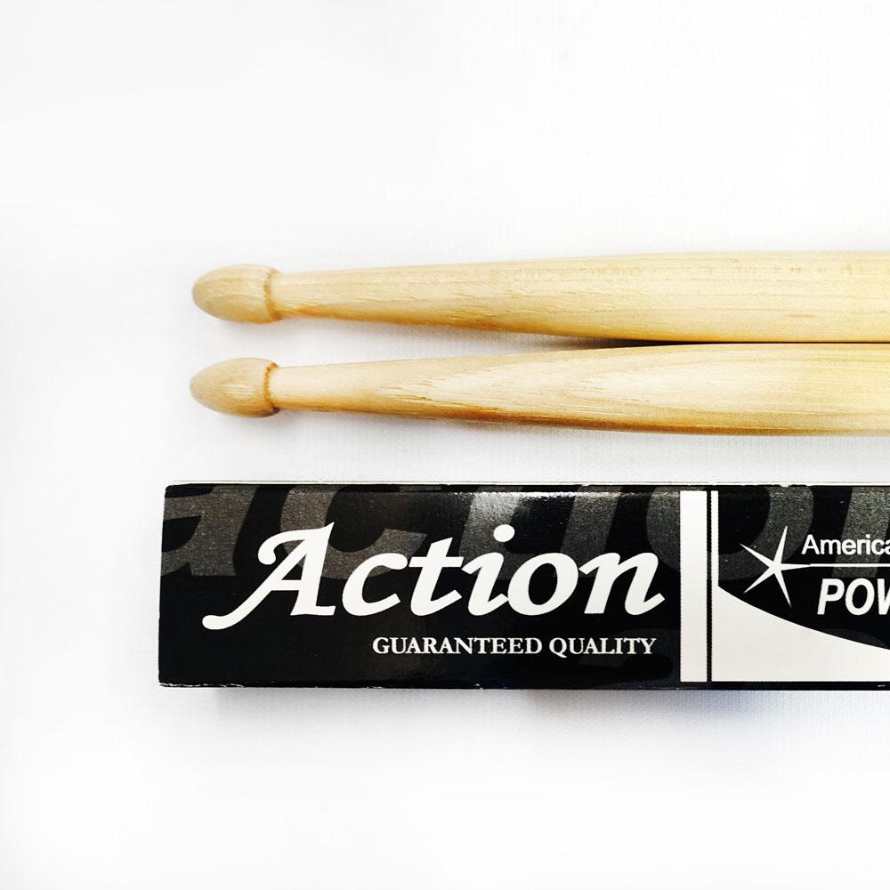 Action U31-A110 胡桃木鼓棒