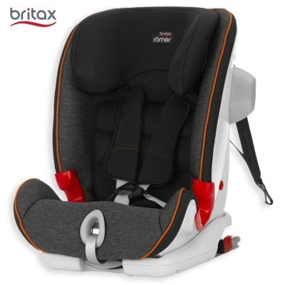英國 Britax 1-12歲 ISOFIX 成長型汽車安全座椅 (百變旗艦系列-黑)