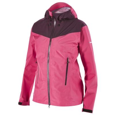 【Berghaus貝豪斯】女款超輕GT防水透氣外套H22FQ3-粉紅