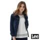 Lee 七分袖牛仔外套-女款-藍色 product thumbnail 1
