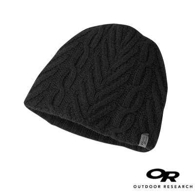 【美國 Outdoor Research】女新款 JULE 輕量透氣針織保暖帽_黑