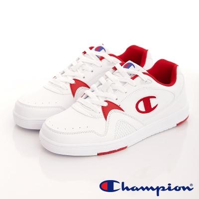 Champion 女 BKB Low Cut 復古休閒鞋-白