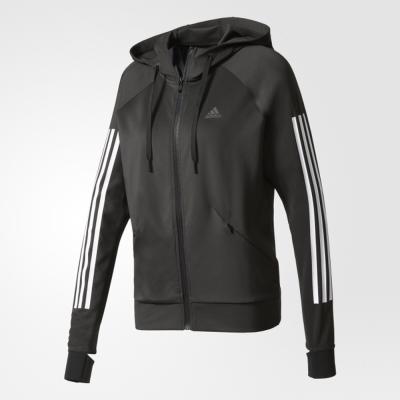 adidas WORKOUT 女 連帽外套 BK7675