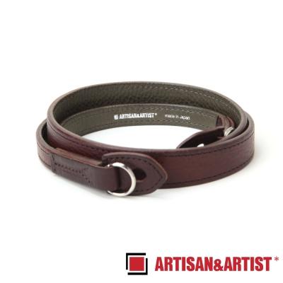 ARTISAN & ARTIST  義大利牛革相機背帶 ACAM-283(深棕)