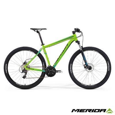 MERIDA-美利達-歐洲款-大輪徑登山車-BIG-NINE-40MD-綠