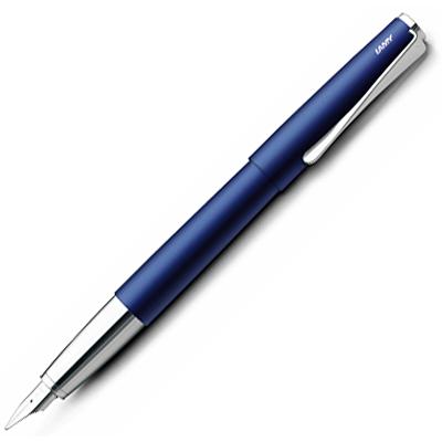 LAMY 演藝系列霧藍鋼筆