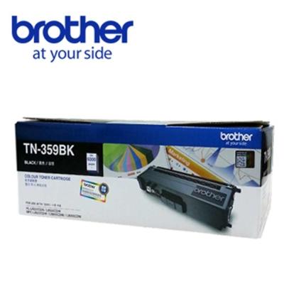 【福利品】Brother TN-359BK 原廠黑色高容量碳粉匣