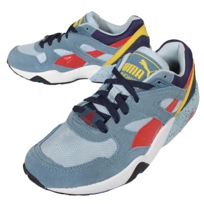 Puma 慢跑鞋 R698 Block 運動 女鞋