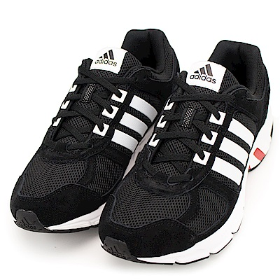 ADIDAS-男慢跑鞋BW1338-黑
