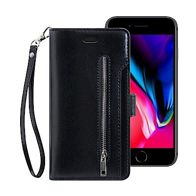 AISURE iPhone 8 Plus/7 Plus 自在生活多層次磁力皮套