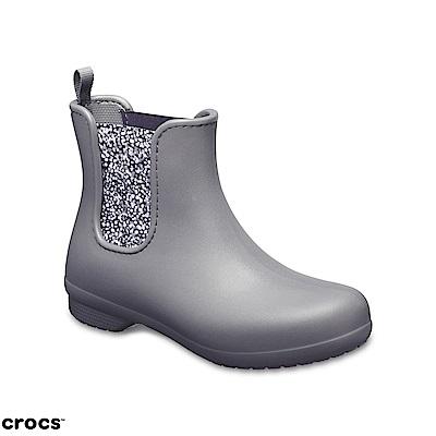 Crocs 卡駱馳 (女鞋) 飛揚短靴 204630-0EY