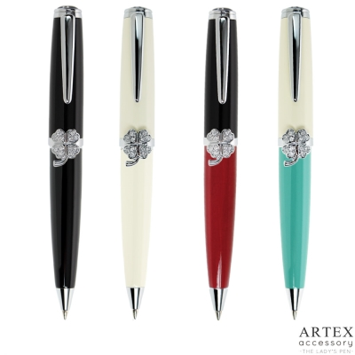 ARTEX accessory幸運草原子筆
