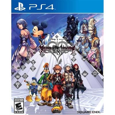 王國之心 HD 2.8 Kingdom Hearts HD 2.8 -PS4英文美版