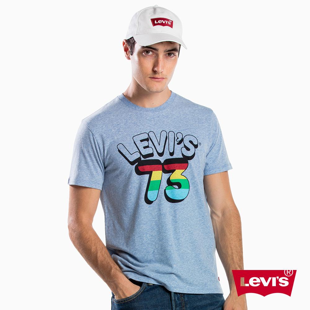Levis T恤 男裝 數字印花