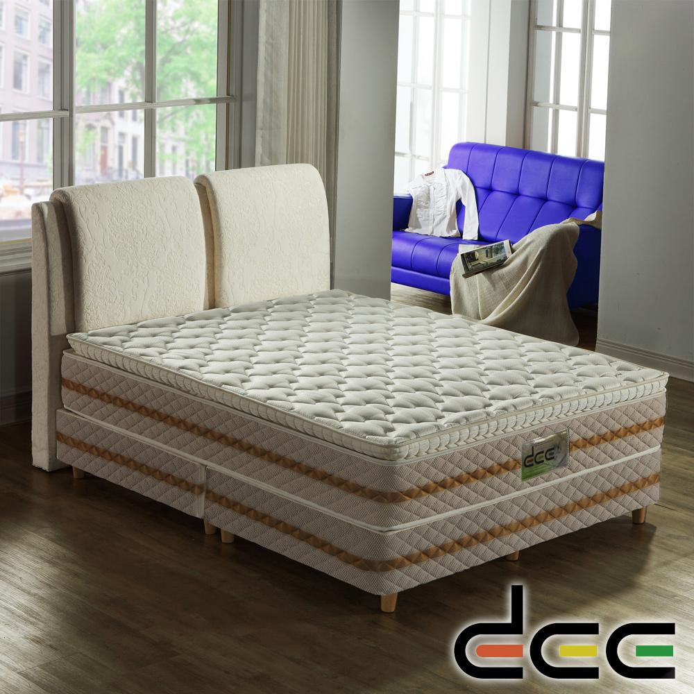 dee平價奢華獨立筒床墊(真三線3M防潑水/高蓬度/免翻面)-雙人5尺