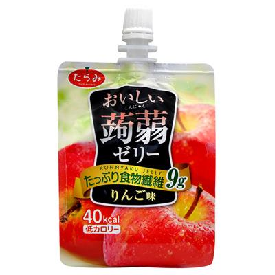 Tarami達樂美-果凍飲便利包-蘋果-150gx2入
