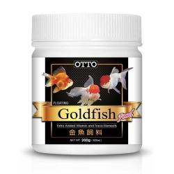 OTTO奧圖 金魚顆粒飼料 200g