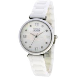 NATURALLY JOJO  自信與魅力時尚腕錶-JO96901-81F/32mm