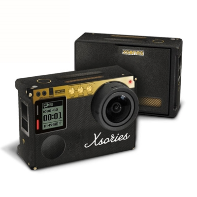 XSories-XSKIN-GoPro-機身貼