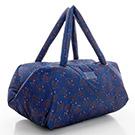 VOVAROVA空氣包-週末旅行袋-星光傘傘(藍)-法國設計系列