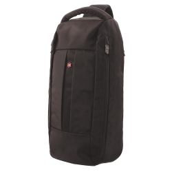 VICTORINOX瑞士維氏 TA4.0 平板單肩後背包-黑