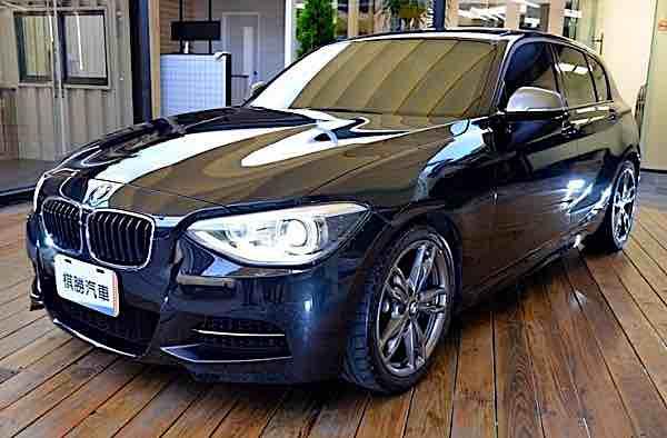 2013 BMW M135i 總代理 市場稀有