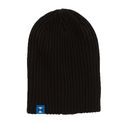 KAPPA 時尚運動針織帽 1頂 黑