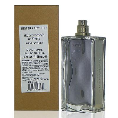 Abercrombie & Fitch 同名經典男性淡香水100ml Tester 包裝