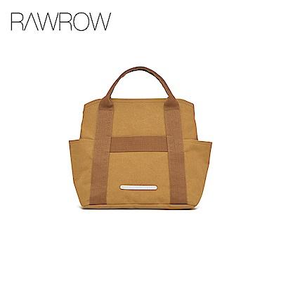 RAWROW-漫遊系列-休閒兩用斜背包(斜背/手提)-大地駝-RCR295CA
