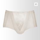 蕾黛絲-高腰修飾褲M-EL(米色)