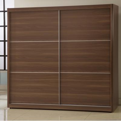 日本直人木業-wood北歐生活210CM衣櫃
