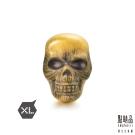 點睛品Emphasis 黃金串飾- Charme XL -Tattoo系列- 骷顱頭