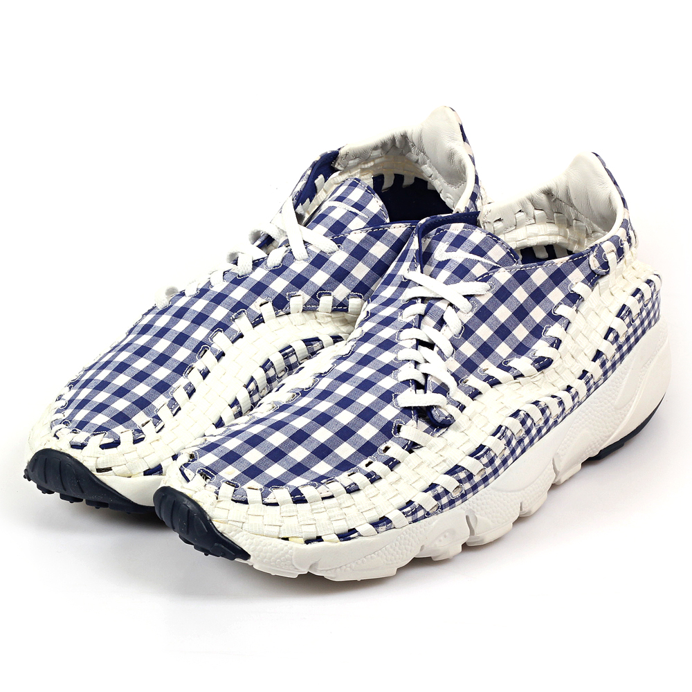 NIKE AIR FOOTSCAPE WOVEN MOTION-男 417725-400