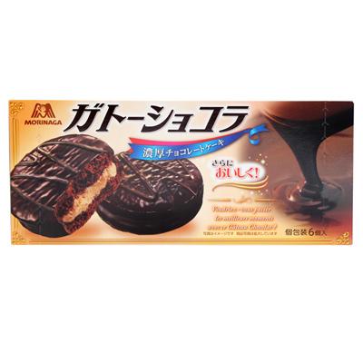 森永製果-巧克力蛋糕-210g