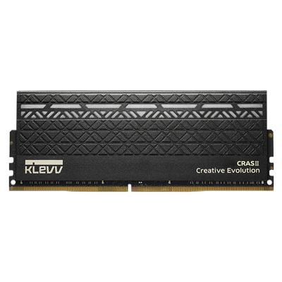 KLEVV 科賦 CRAS II DDR4 3000 16Gx2 桌上型電競記憶體(白光)